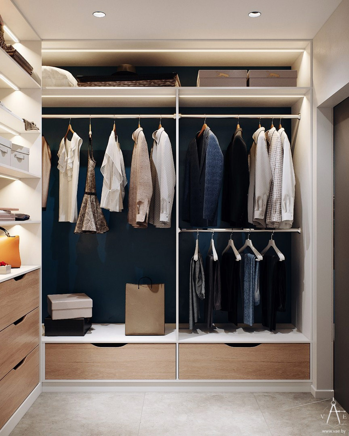 wood-and-white-closet-system