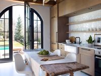 Curved-White-Kitchen-Chair-Contemporary-Panton-S-Style