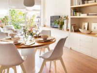 Modern-Kitchen-Chair-With-Cushion-Chunky-Wood-Legs-Natural-Finish-Scandinavian-Style
