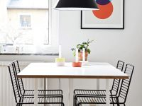 Modern-Metal-Wire-Kitchen-Chair-Black-Seating-For-Dining-Table-Minimalist