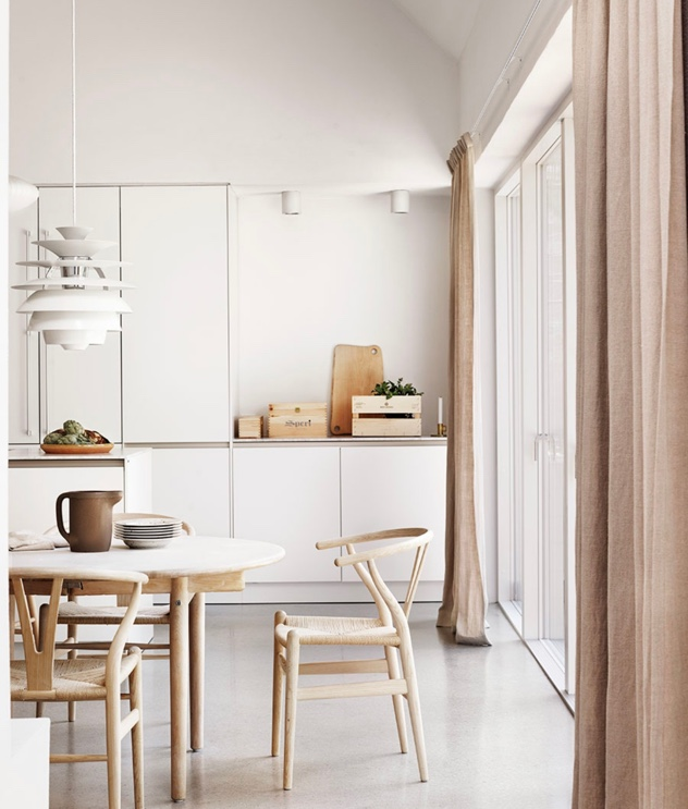 Modern-Wood-Kitchen-Chairs-Wegner-Wishbone-Style-Chair