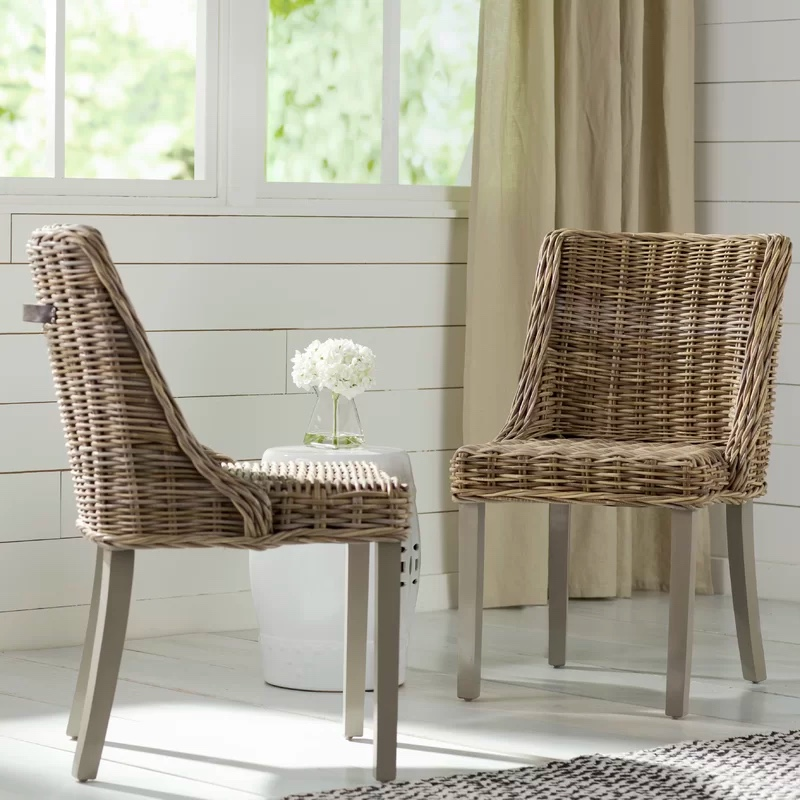 Rattan-Wicker-Kitchen-Chair-For-Indoors-Armless-Seating-For-Dining-Table