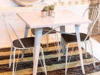 Stackable-White-Bistro-Style-Kitchen-Chairs-Wood-And-Metal-Seating-White-And-Dark-Brown-Walnut