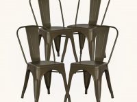 Tolix-Marais-A-Chair-Style-Metal-Kitchen-Chairs-Bronze-Cafe-Seating-Metallic