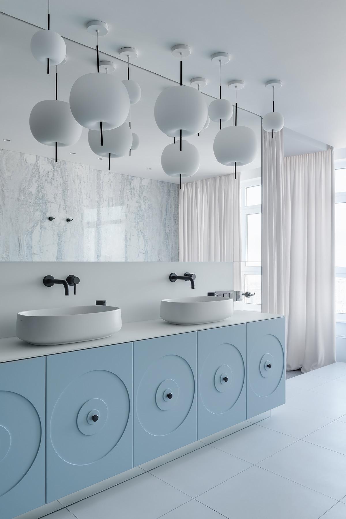 blue-double-sink-bathroom-vanity