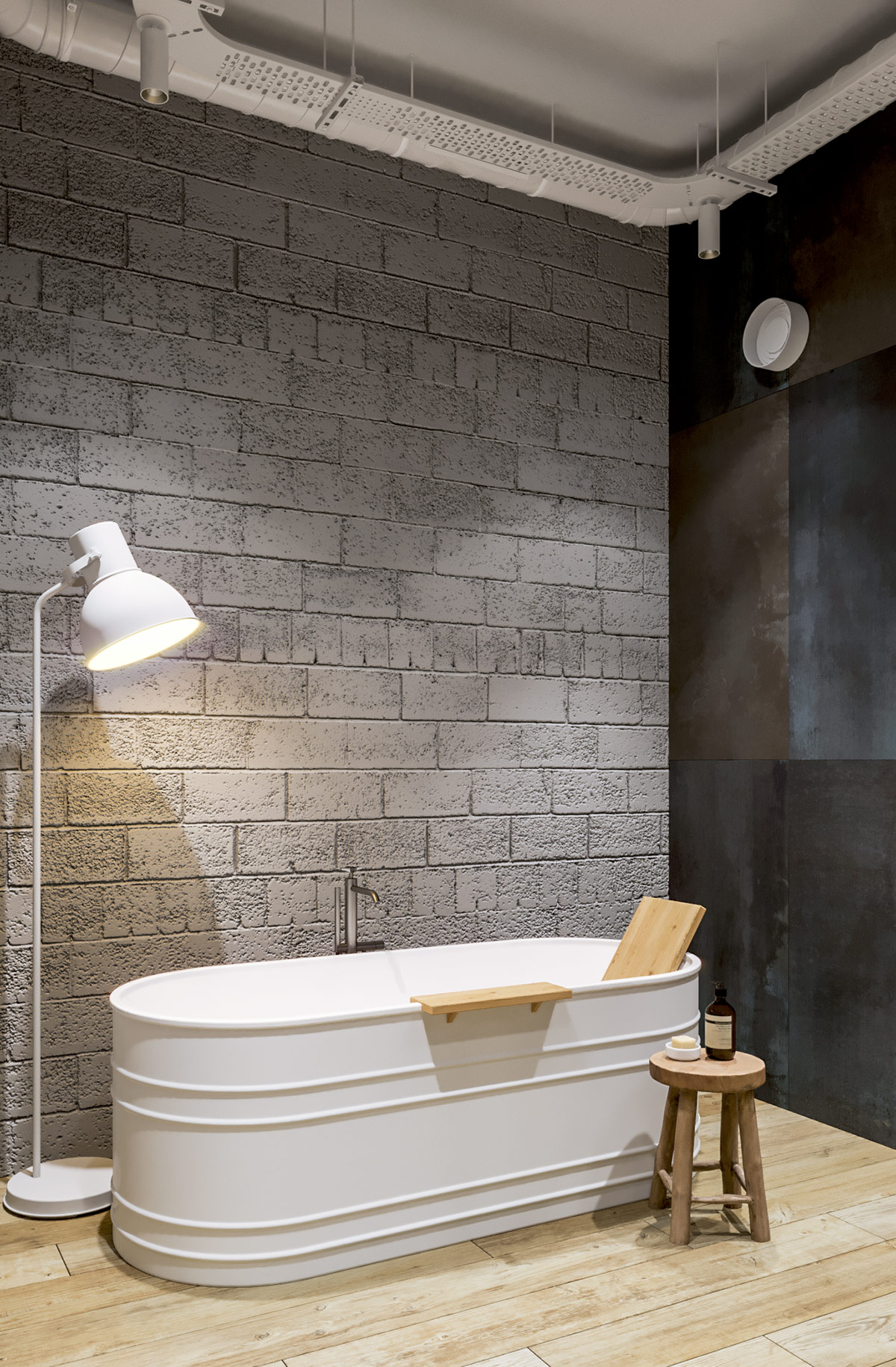 industrial-style-bathroom