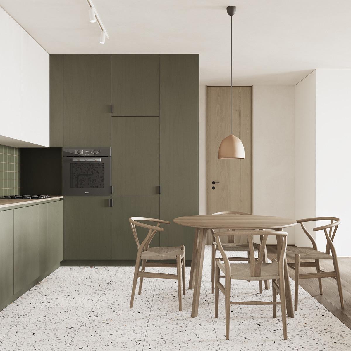 olive-green-kitchen