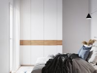 white-and-wood-wardrobes