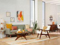 20 Mid-Century Modern Living Room Ideas   Overstock throughout Modern Living Room Furniture Ideas