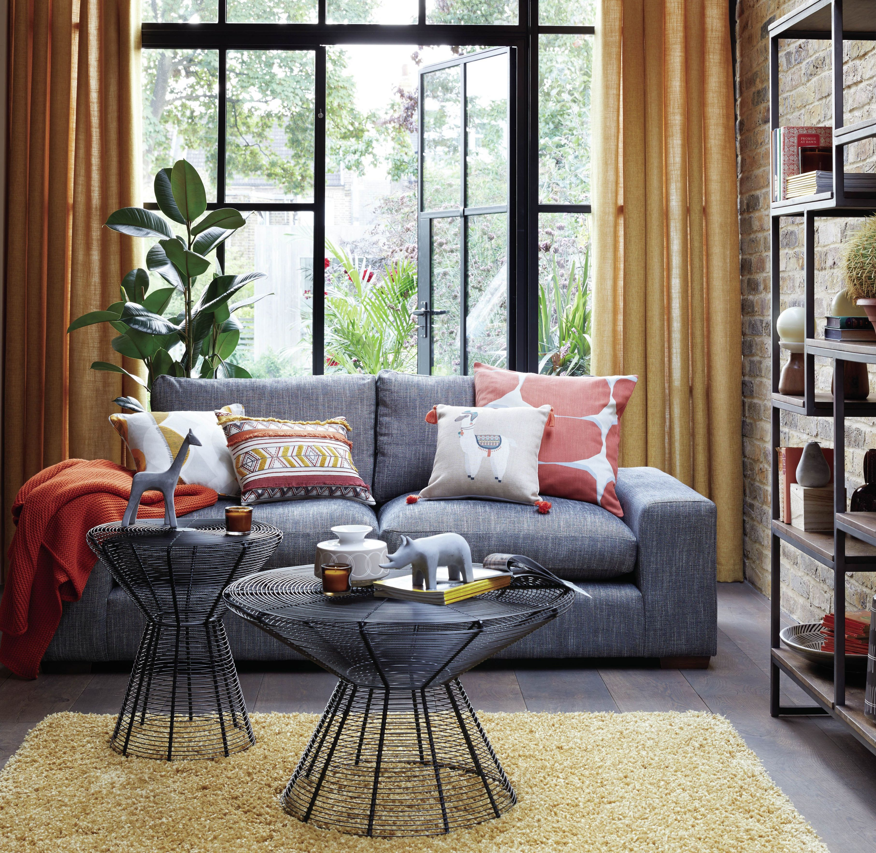 5 Design Tricks For Small Living Rooms - Layout Ideas with regard to Unique Small Living Room Furniture