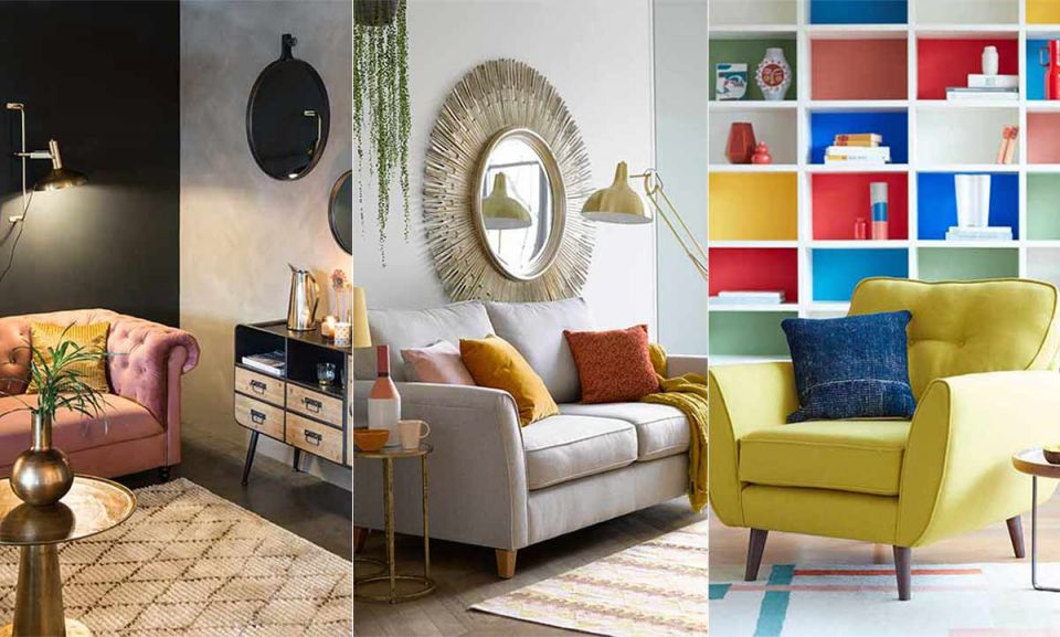 8 Tricks To Make Small Living Rooms Appear Bigger | Hello! in Small Living Room Furniture