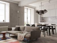 Eames-style-walnut-stool