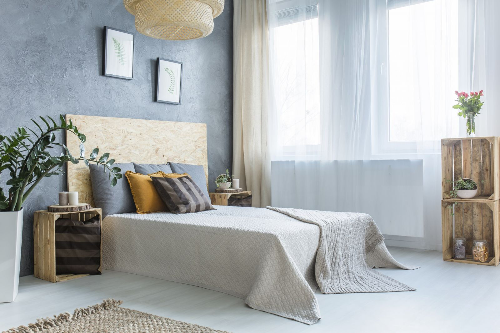 Bedroom Ideas: 52 Modern Design Ideas For Your Bedroom – The Luxpad with Beautiful Contemporary Interior Design Ideas