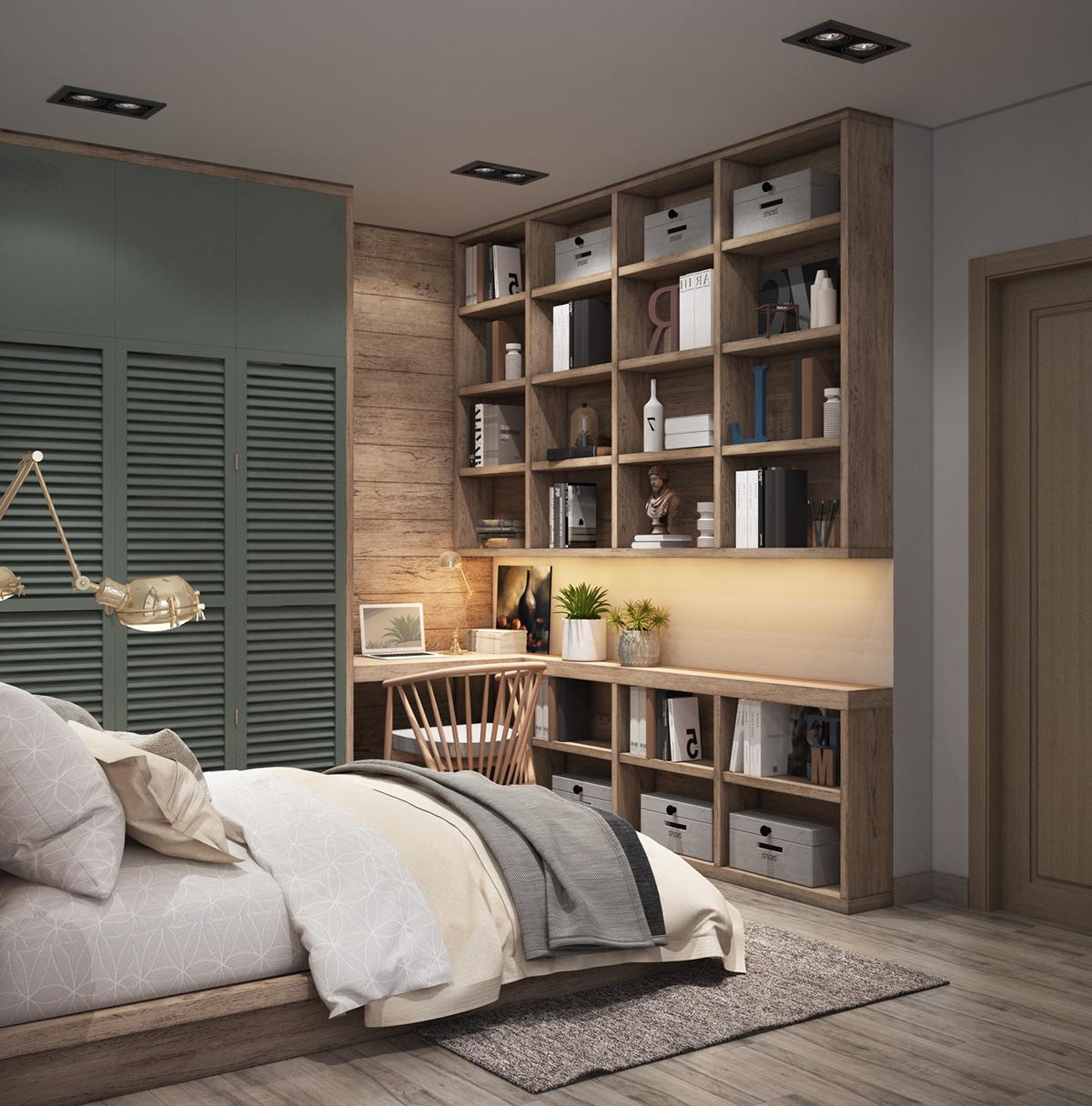 bedroom-workspace