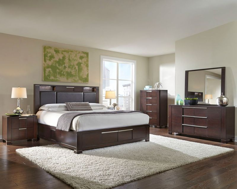 Best Modern Bedroom Furniture Contemporary Lacquer Bedroom Sets pertaining to Elegant Contemporary Bedroom Sets