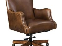 Binx Heated Leather Executive Office Chair, Legendary Camel – Chairs regarding Executive Office Chair