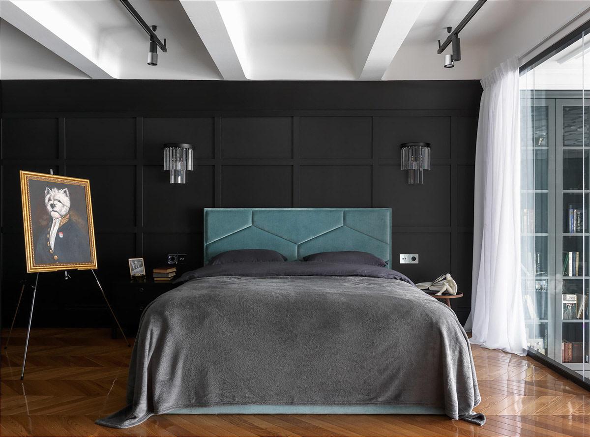 black-bedroom