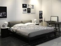 China Italian Modern Bedroom Furniture Wooden Leather Bed (A-B39 intended for Italian Modern Bedroom Furniture