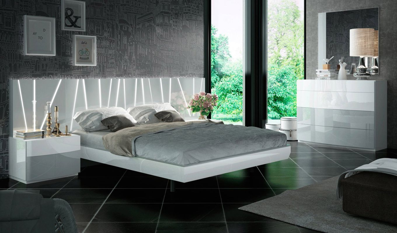 Elegant Contemporary Bedroom Sets Awesome Decors