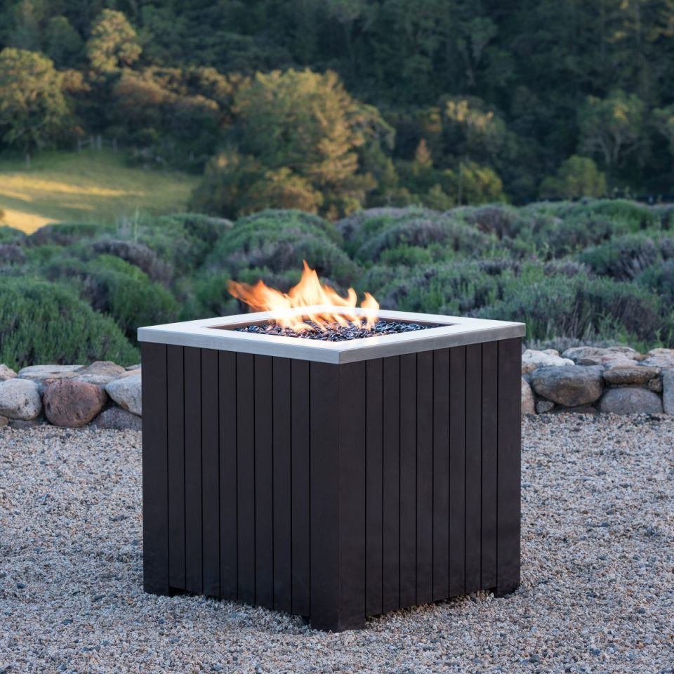 Corvus Outdoor Propane Fire Pit Table | Starsong with regard to Lovely Outdoor Propane Fire Pit