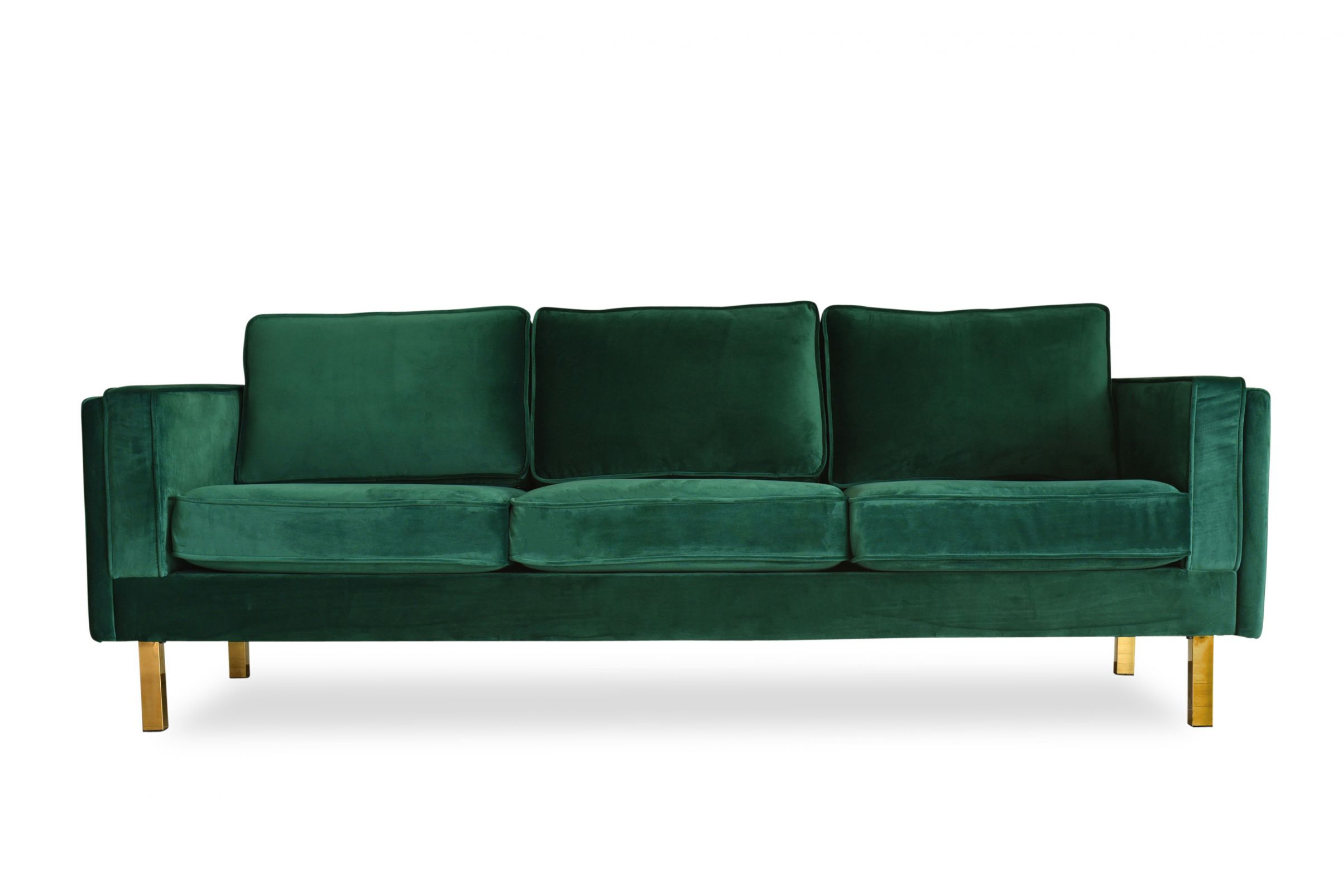 Everly Quinn Claybrooks Mid-Century Modern Sofa & Reviews | Wayfair regarding Unique Mid Century Modern Furniture