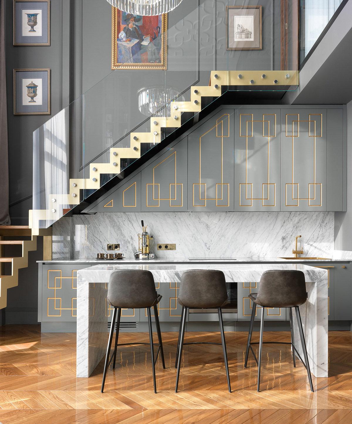 gold-staircase-design