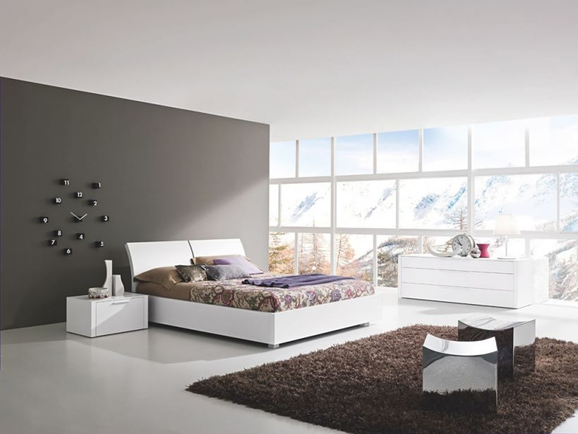Italian Contemporary Bedroom Furniture Modern Gray Bedroom Furniture with regard to Italian Modern Bedroom Furniture