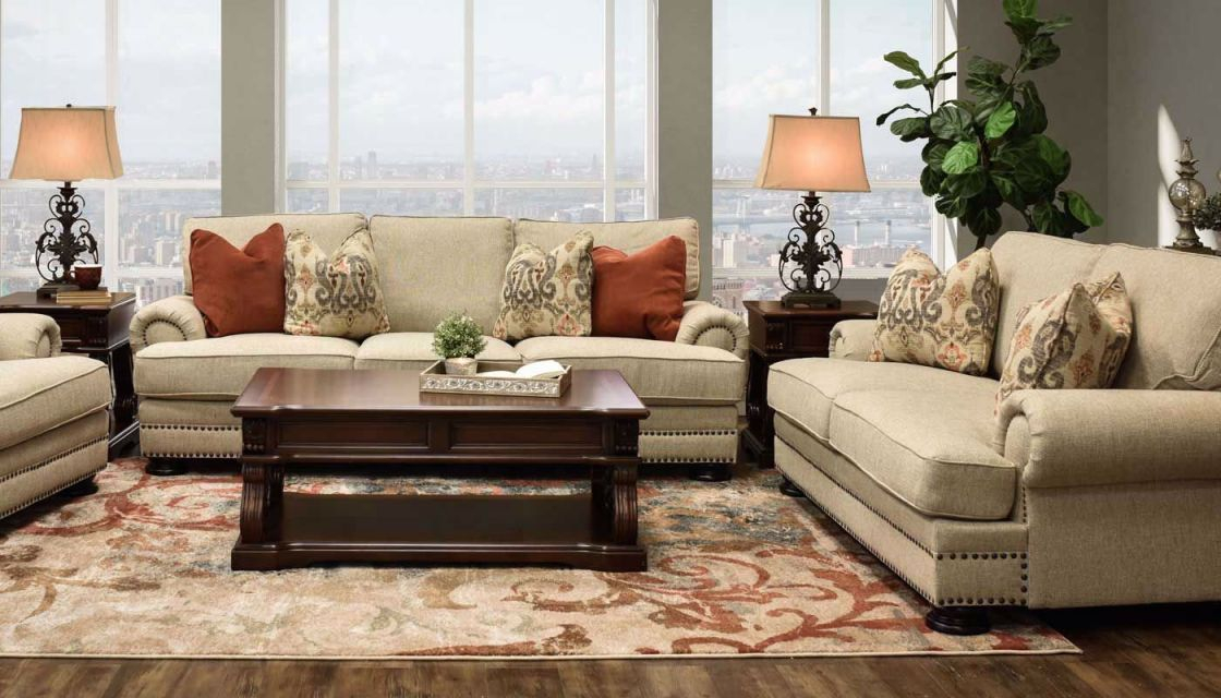 Katrina Ii Collection - Home Zone Furniture | Living Room - Home with Living Room Furniture Sets