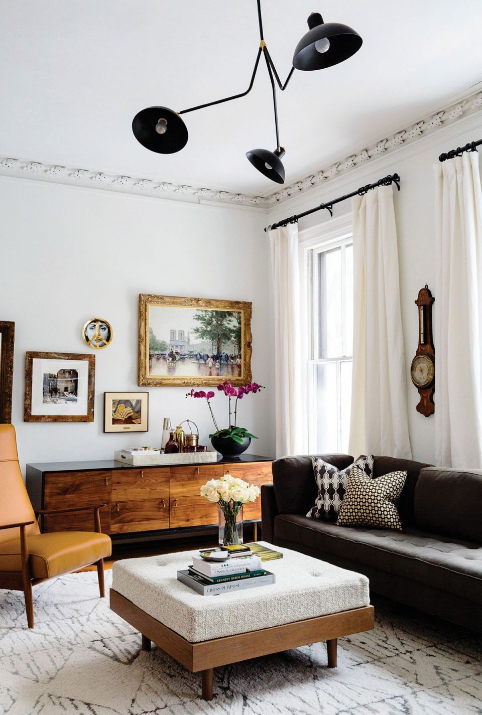 Living Small: To The Max | House Things | Eclectic Living Room throughout Unique Small Living Room Furniture