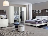 Made In Italy Wood Modern Contemporary Master Beds Tempe Arizona Esf with regard to Awesome Italian Modern Bedroom Furniture