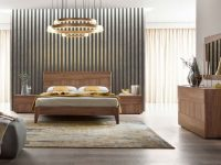 Made In Italy Wood Platform Bedroom Furniture Sets St. Petersburg pertaining to Italian Modern Bedroom Furniture