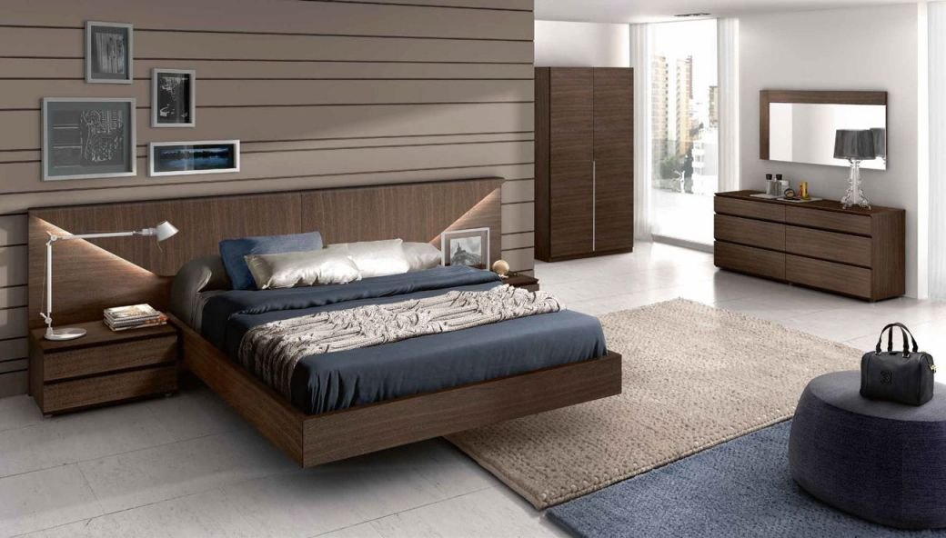 Modern Italian Bedroom Sets. Stylish Luxury Master Bedroom Suits with Elegant Contemporary Bedroom Sets