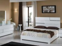 Modrest Ancona Italian Modern White Bedroom Set pertaining to Awesome Italian Modern Bedroom Furniture