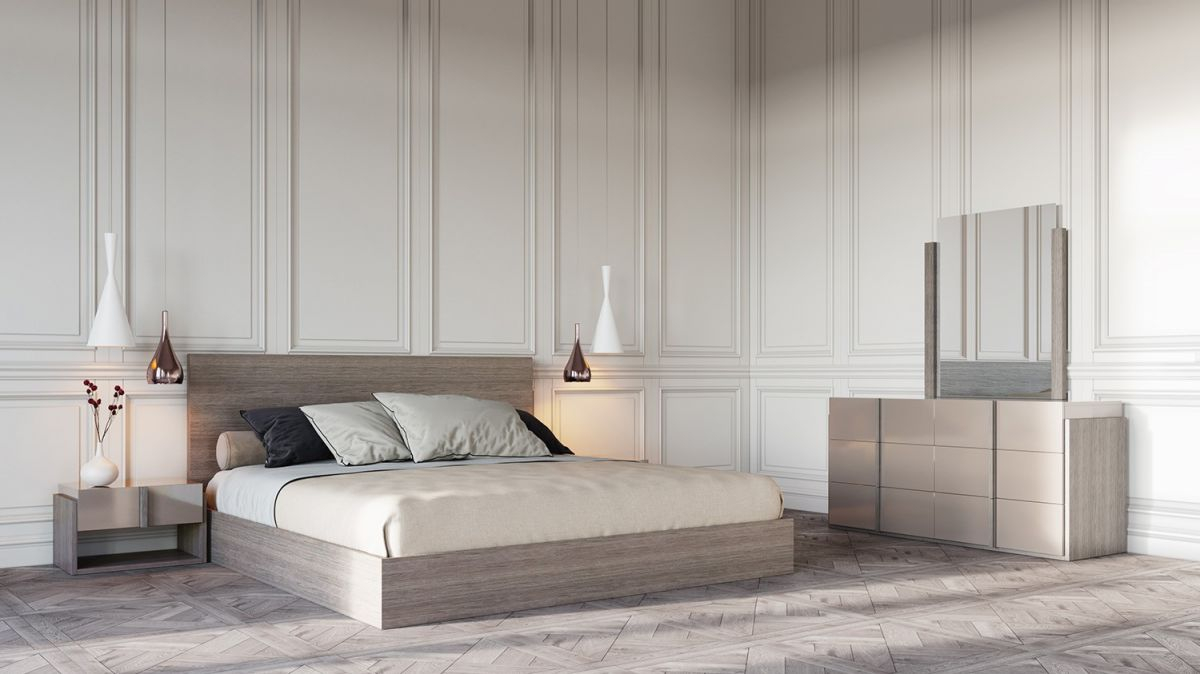 Nova Domus Marcela Italian Modern Bedroom Set within Awesome Italian Modern Bedroom Furniture