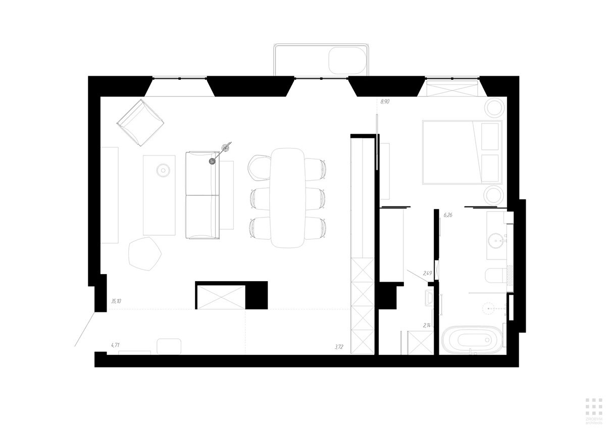 one-bed-floor-plan