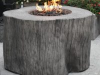 Outdoor Warren Propane Fire Pit Table with regard to Outdoor Propane Fire Pit