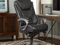 Serta At Home Blissfully Executive Chair & Reviews | Wayfair inside Executive Office Chair