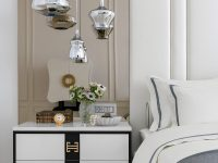 silver-bedroom-pendant-lights