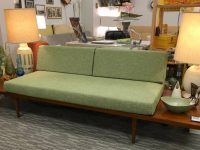The Mesa Mid Century Platform Sofa With Side Tables! – Loft 63 for Mid Century Modern Furniture