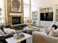 15 Amazing Furniture Layout Ideas To Arrange Your Family Room throughout Fresh Family Room Furniture