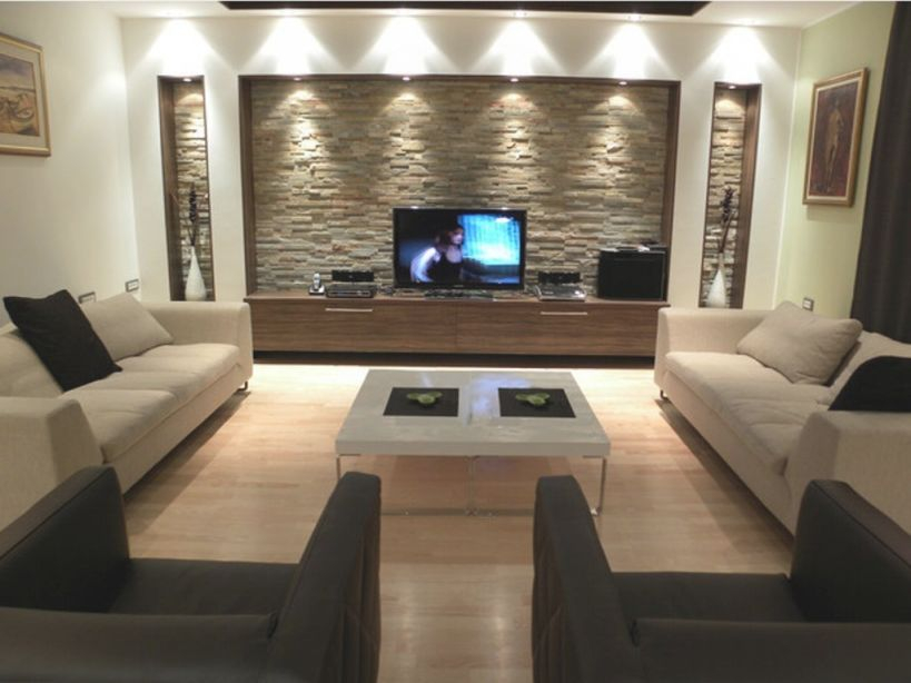 15 Modern Tv Wall Units For Your Living Room – Wow Decor in ...