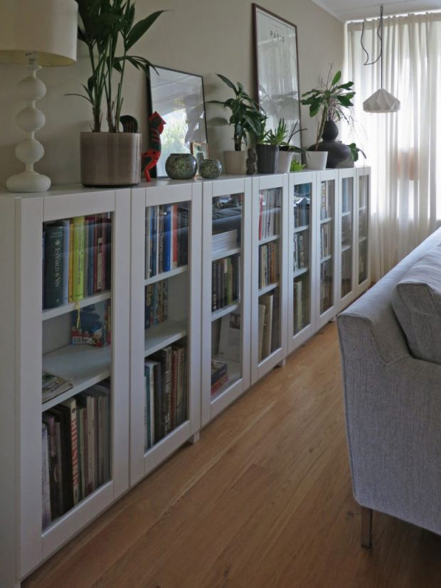 60 Simple But Smart Living Room Storage Ideas - Digsdigs intended for Lovely Living Room Storage Cabinet With Doors