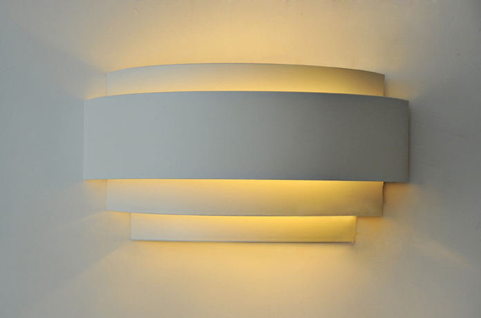 Contemporary-Flush-Mount-Wall-Light-Layered-Sconce-Cheap-Affordable