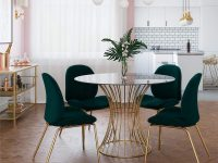 Glass-Top-Round-Dining-Table-With-Hourglass-Gold-Pedestal-Base-Modern-Glam