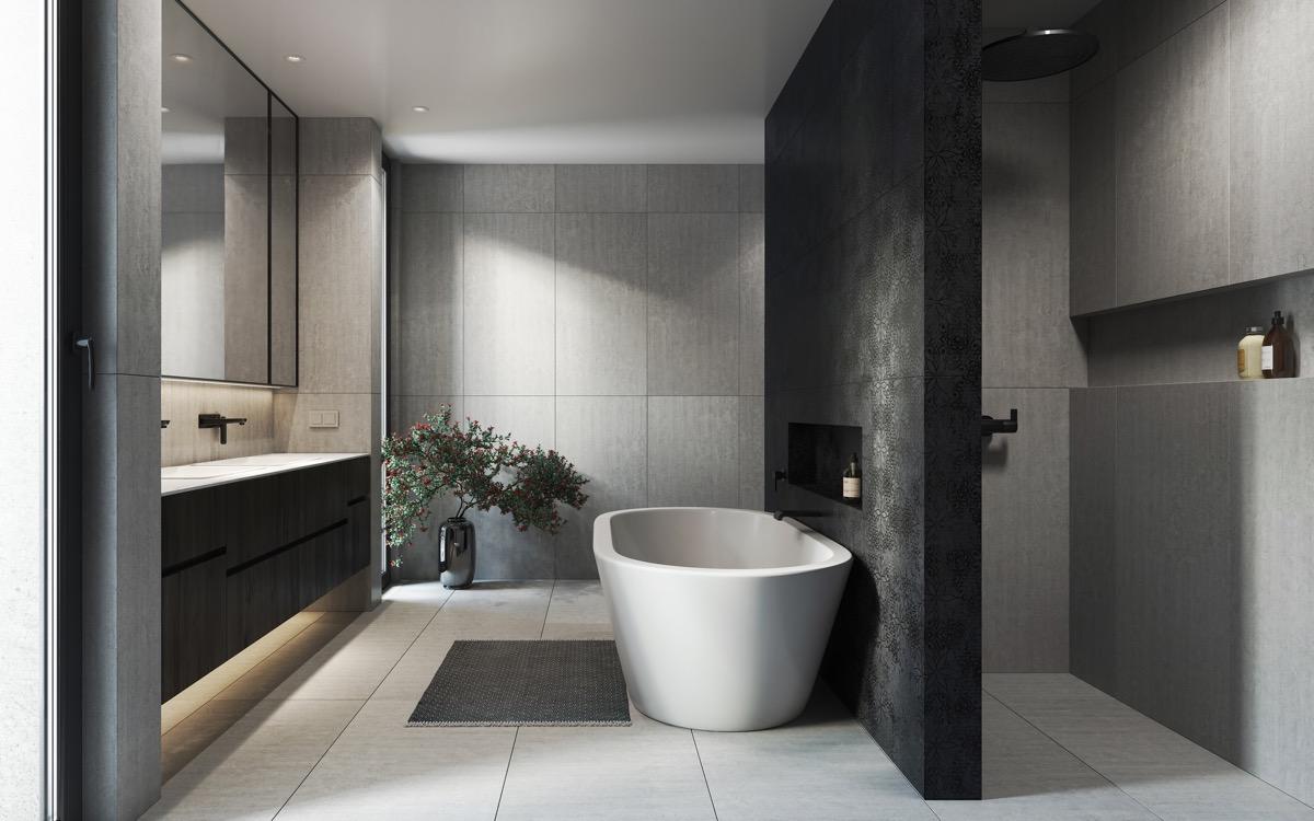 Grey-master-bathroom