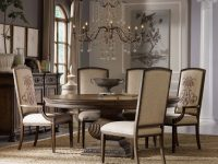 Large-Wooden-Round-Dining-Table-For-8-High-Back-Chairs-Elegant