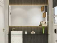 Modern-bathroom-feature-wall