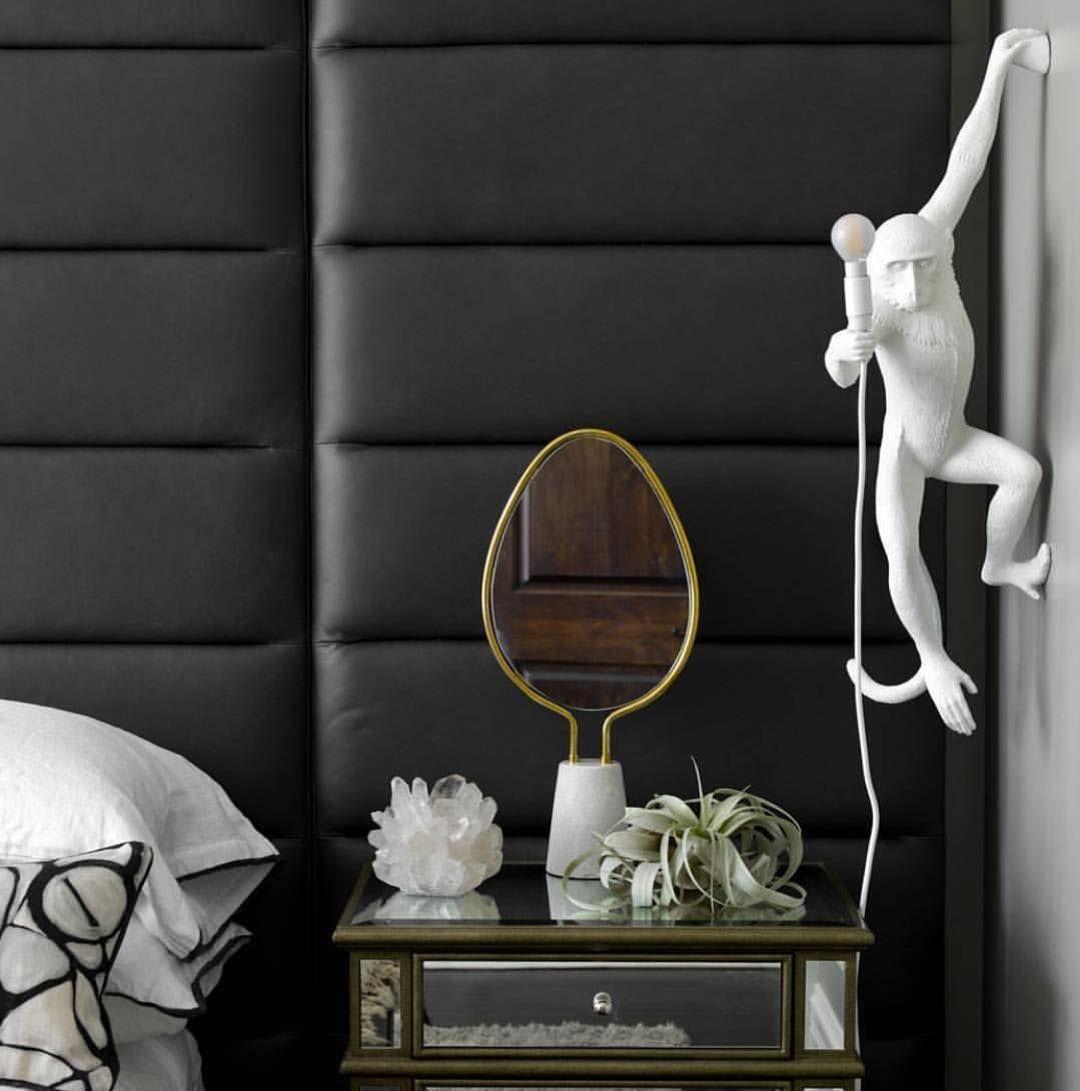 Monkey-Wall-Lamp-White-Seletti-Style-Jungle-Room-Decor-Ideas