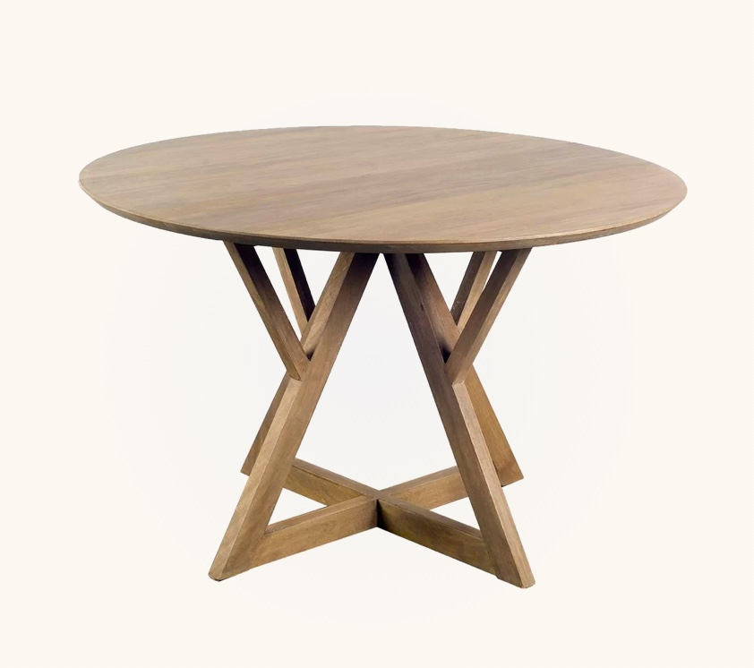 Round-Solid-Wood-Dining-Table-With-X-Base-Wooden-Dining-Room-Furniture-Farmhouse