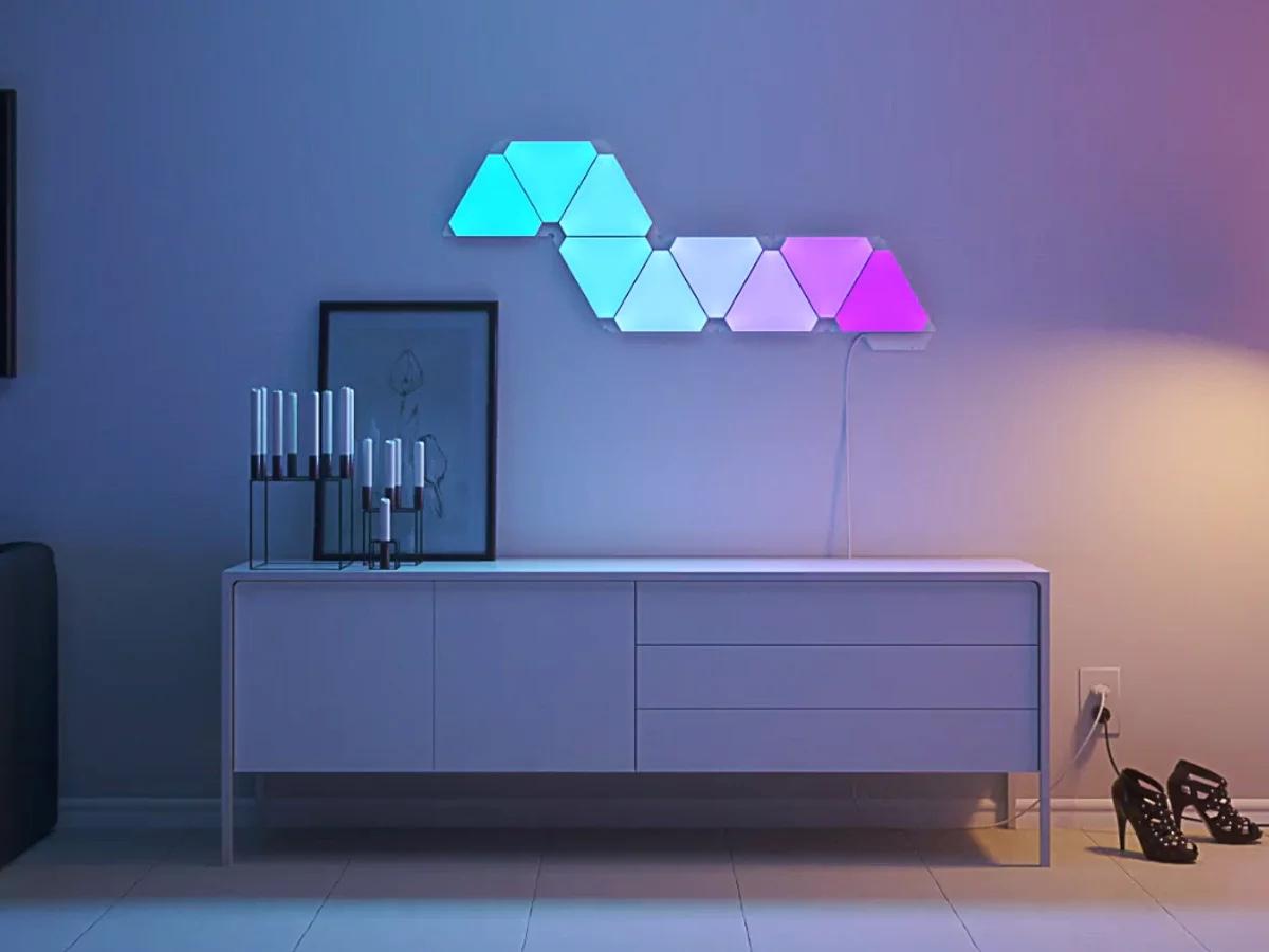 Triangular-Music-Syncing-Decorative-Wall-Lights-Nano-Leaf